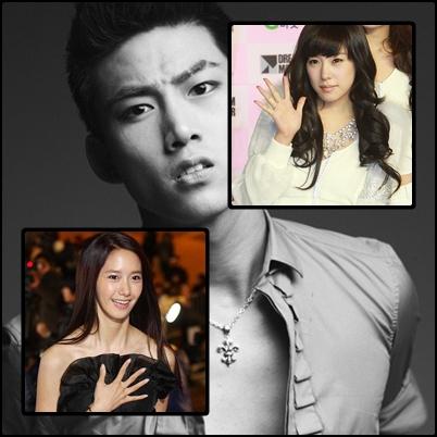 yoona and taecyeon dating